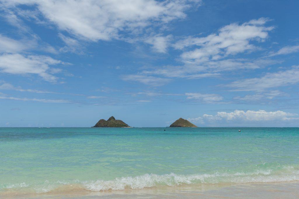 ラニカイビーチ Lanikai Kailua