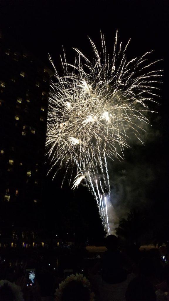 HiltonHawaiianVillage Fireworks