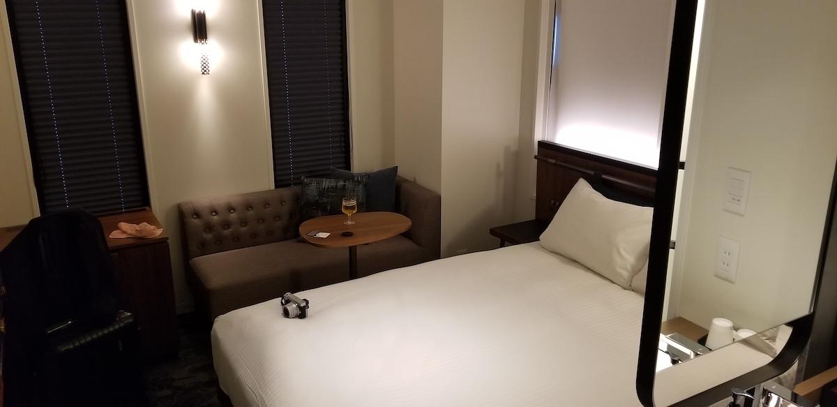 ザライブリー大阪本町,The Lively Honmachi Osaka,ホテルレビュー,大町俊輔
