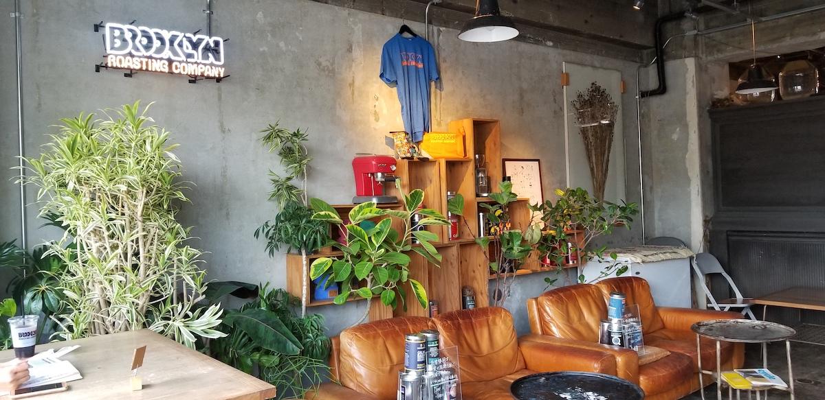 Brooklyn Roasting Company,ブルックリン ロースティング カンパニー 北浜店,カフェ
